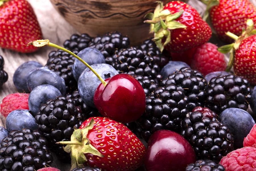 Take advantage of the fresh summer produce